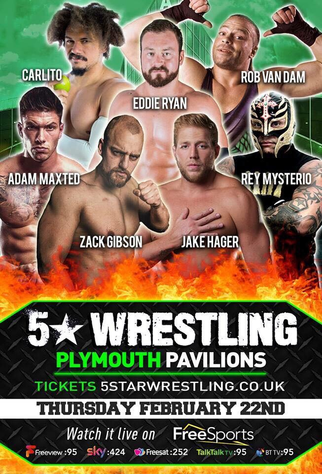5 Star Live From Plymouth