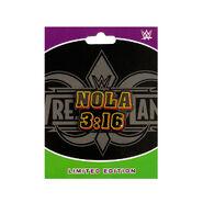 Stone Cold Steve Austin NOLA 3 16 Pin