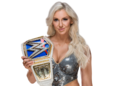 Charlotte Flair SD Women's Champion