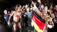 WWE World Tour 2017 - Mannheim 9