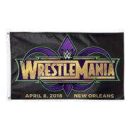 WrestleMania 34 Flag