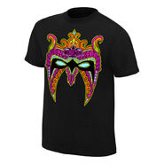 WrestleMania 34 Warrior Forever Ultimate Warrior T-Shirt