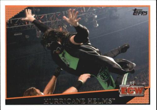 2009 WWE (Topps) Hurricane Helms (No.1)