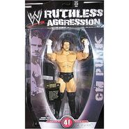 CM Punk Ruthless Aggression Series 41