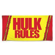 Hulk Hogan Hulk Rules 30 x 60 Beach Towel