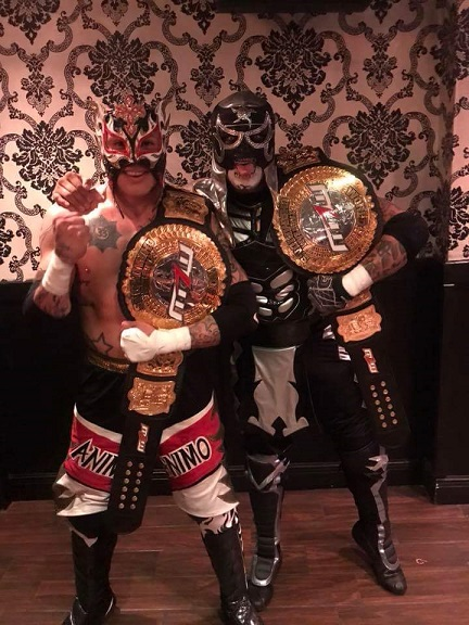 MLW World Tag Team Championship/Champion Gallery