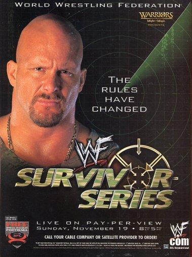 Survivor Series 2000