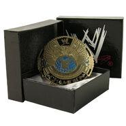 WWE Attitude Era Championship Belt Buckle