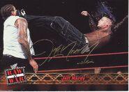 2001 WWF RAW Is War (Fleer) Jeff Hardy 29