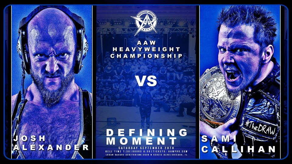 AAW Defining Moment 2019