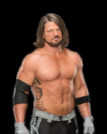 A J Styles Pro Wrestling Fandom