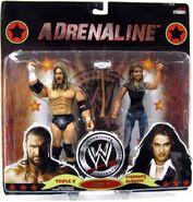 WWE Wrestling Adrenaline Series 39 HHH & Stephanie McMahon