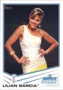 2013 WWE (Topps) Lilian Garcia 68