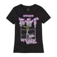 Bianca Belair Strong-EST Of WWE Women's Authentic T-Shirt