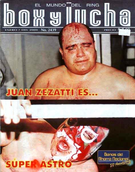 Box y Lucha 2439