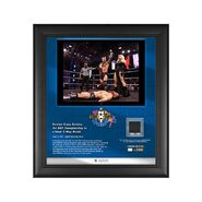 Karrion Kross NXT TakeOver In Your House 2021 15x17 Commemorative Plaque