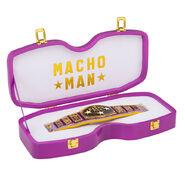 Macho Man Randy Savage Mini Legacy Championship Title