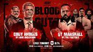 May 5, 2021 AEW Dynamite Match 2