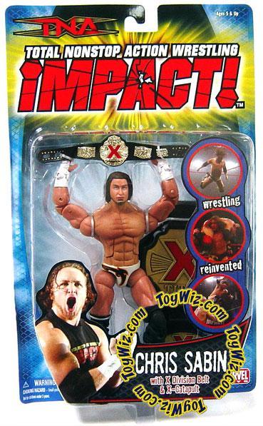 TNA Wrestling Impact 3