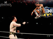 2011 Topps WWE Champions Wrestling Sheamus 24