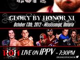 ROH Glory by Honor XI