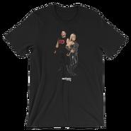 Kevin Owens & Natalya MMC Photo Unisex T-Shirt