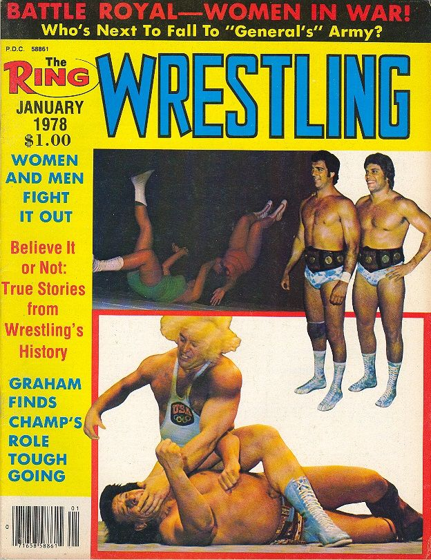 The Ring Wrestling - January 1978