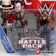 Bray Wyatt & Undertaker - WWE Battle Packs 38