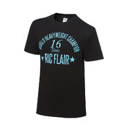 Ric Flair 16 Time Legends T-Shirt