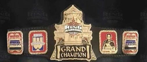 Ring Warriors Grand Championship
