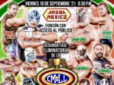 CMLL Super Viernes (September 10, 2021)