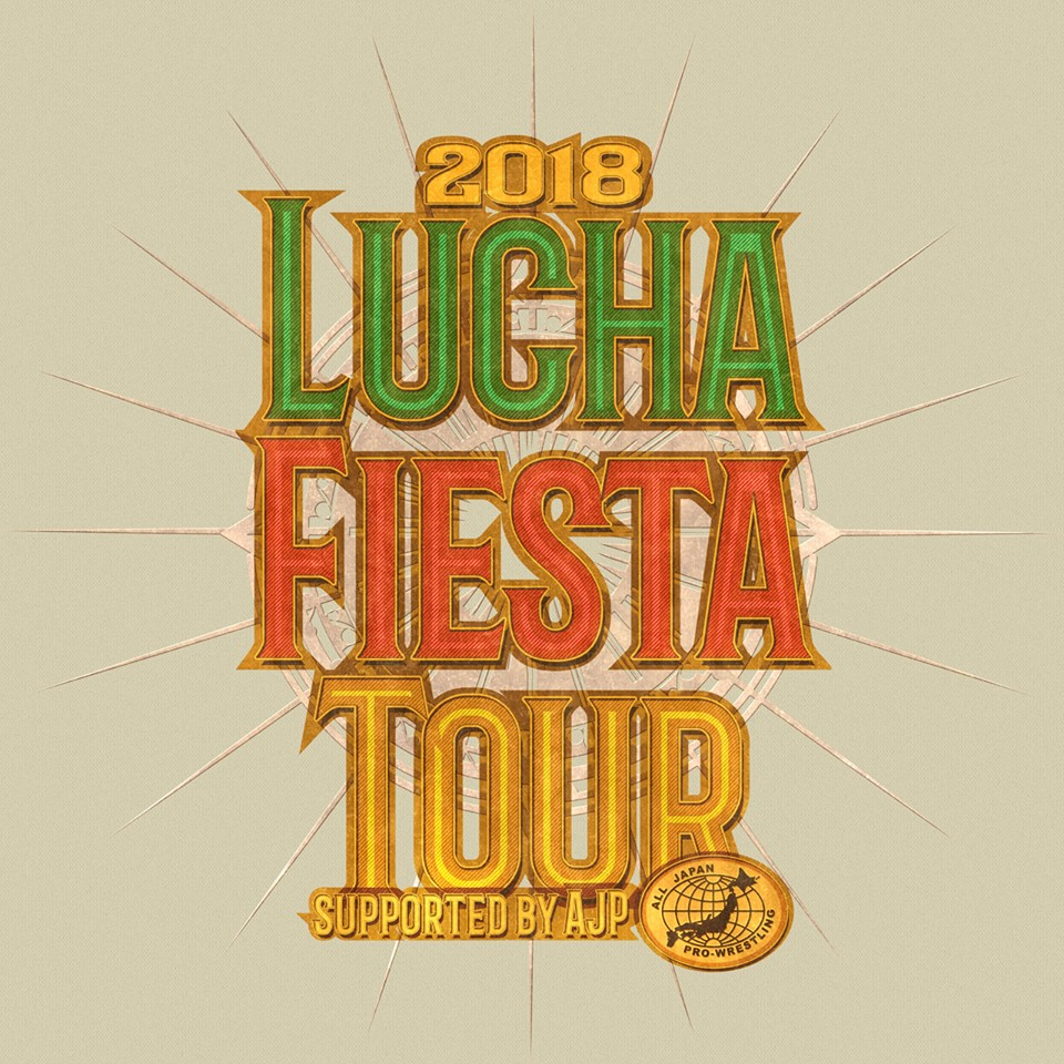 AJPW Lucha Fiesta Tour 2018 Supported By AJP - Night 3