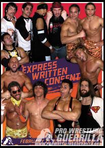 PWG Express Written Consent