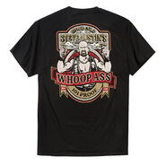 Stone Cold Steve Austin Whoop Ass Pocket Tee