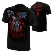 Undertaker Apocalyptic Warrior Authentic T-Shirt