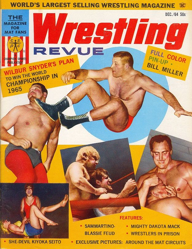 Wrestling Revue - December 1964