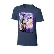 Roman Reigns Rob Schamberger Artwork T-Shirt