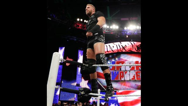 January 8, 2015 Superstars results
