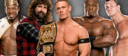 Vengeance 2007 WWE Championship Promo