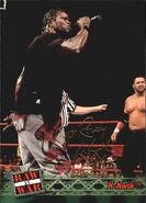 2001 WWF RAW Is War (Fleer) K-Kwik 31
