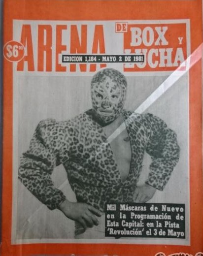 Box y Lucha 1184