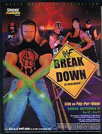 In Your House:Breakdown