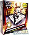Wrestling Exclusive Wrestlemania Superstar Ring