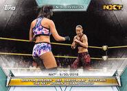 2019 WWE Women's Division (Topps) Shayna Baszler 73