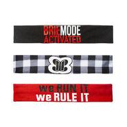 Brie Bella Brie Mode Activated 3-Piece Headband Set