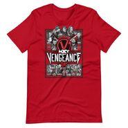 NXT Vengeance Day 2021 Event T-Shirt