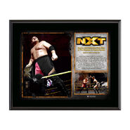 Samoa Joe NXT Champion 10 x 13 Photo Collage Plaque