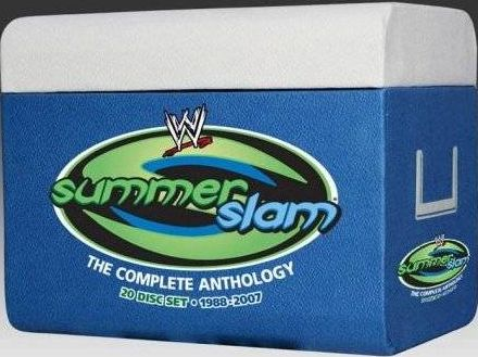SummerSlam The Complete Anthology