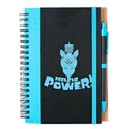 The New Day World Famous 8-Time Champs Notebook & Pen