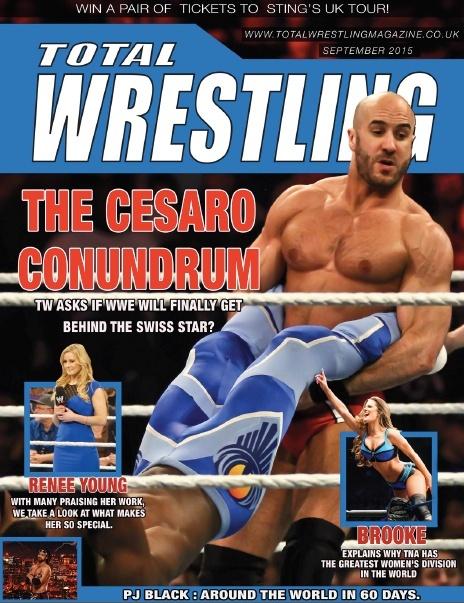 Total Wrestling - September 2015